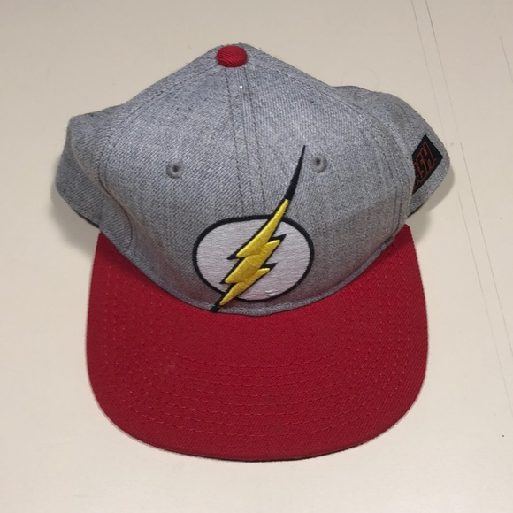 DC Comics Other - Dc comics flash hat snap back